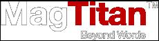 MagTitan Logo